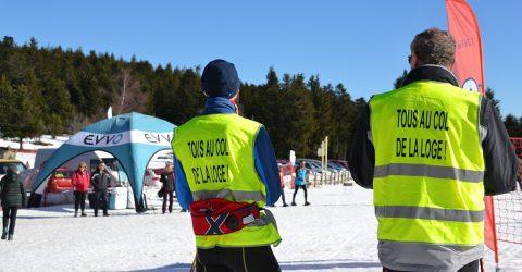 2019. Festival nordique col de la Loge