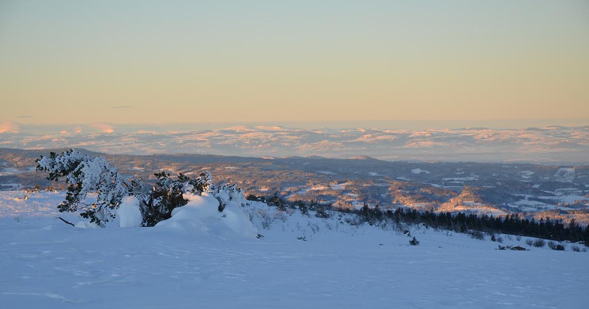 Col Loge_lever soleil neige 3