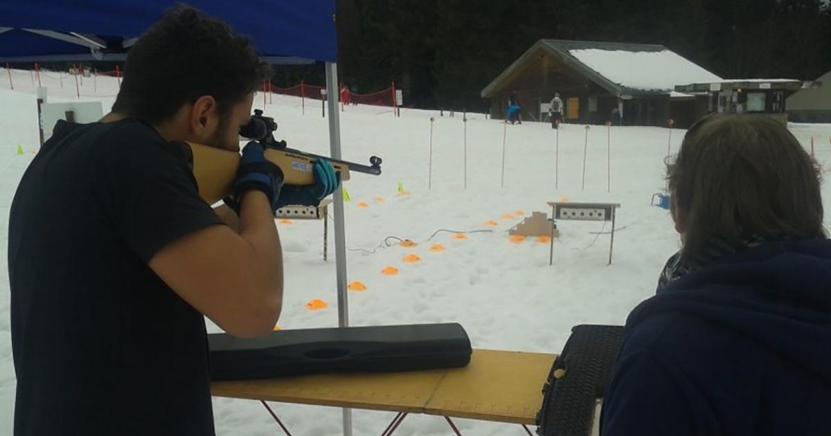Col de la Loge_biathlon